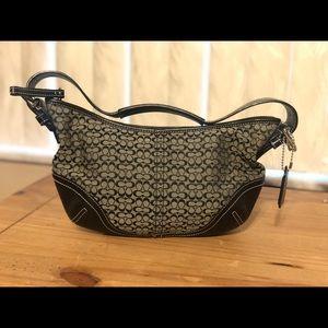 Coach small hand bag